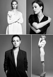 Bryan Adams, cantor e fotógrafo, fechou uma parceria com a Calvin Klein por uma ótima causa