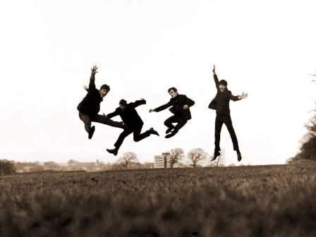 The Beatles: always on top