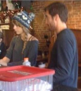 Tayor Swift e Jake Gyllenhaal tiveram um fim de semana romântico. Fofos