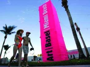 Tem uma turma de brasileiros do mundo das artes invadindo Miami nos próximos dias