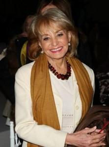 Barbara Walters prepara programa com as 10 pessoas mais fascinantes de 2010
