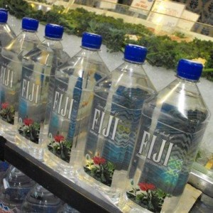 A Fiji Water vai acabar e, com isso, deve deixar muitos famosos sedentos.