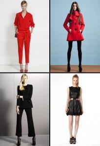 Dá uma olhada nas novas coleções pre-fall da DKNY, Moschino, Giorgio Armani e Elie Tahari!