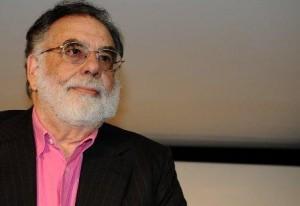 Francis Ford Coppola já está em SP.