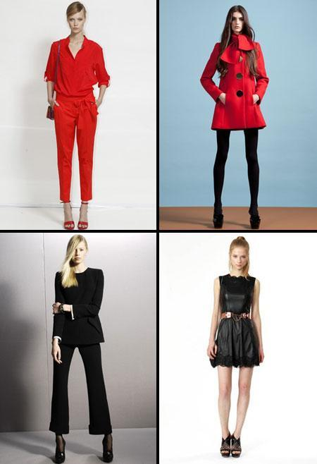 Pre-fall looks from DKNY, Moschino, Giorgio Armani and Elie Tahari, coming soon in stores
