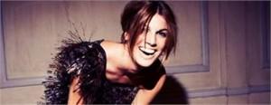 O @mamazzafera mostra o estilo da linda Bianca Brandolini lá no blog dele. E ela é estilosa viu…