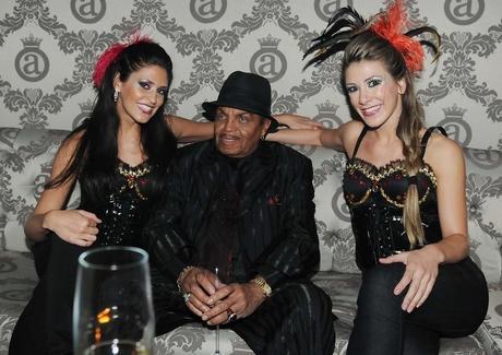 Joe Jackson at The A Club: ready to party