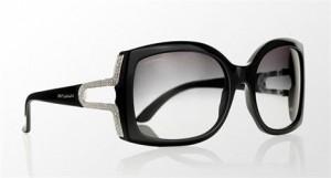 Corra, glamurette, corra! Óculos de sol Bvlgari exclusivíssimo
