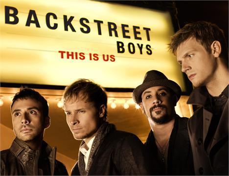 Backstreet Boys: on national ground