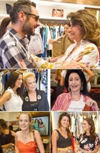 Ara Vartanian reuniu várias gerações no Rio