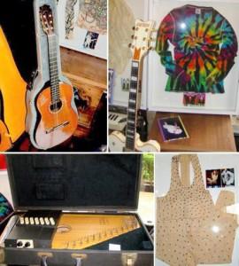 A @astridfontenell acaba de comprar o violão João, da @LitaRee_real !!!