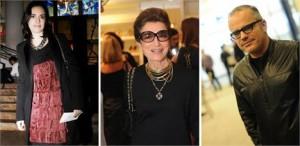 """Flavia Lafer, Costanza Pascolato e Giovanni Bianco falam sobre a nova fase da """"Vogue"""" Paris!"""