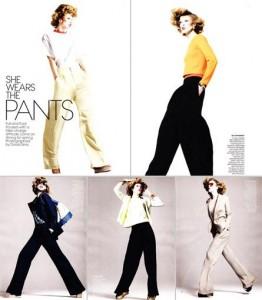 Pernas pra que te quero! Raquel Zimmermann te ajuda a escolher a calça certa. Duvida?