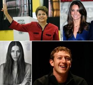 Mais uma retrospectiva: quem foram as personalidades de 2010