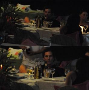 Glamurama na cola de Matthew McConaughey!
