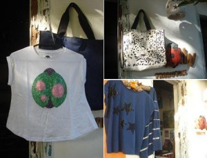 A loja de Joana Vieira, ali no Quadrado de Trancoso, é cheia de achados, adoramos