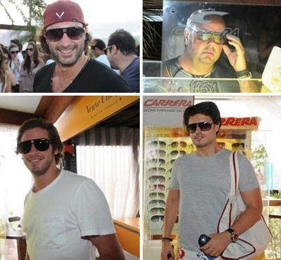 Rico Mansur, DJ Jack.E, Ricardinho Goldfarb e Leo Ribeiro  com seus. Tags   Carrera 7882e28db6
