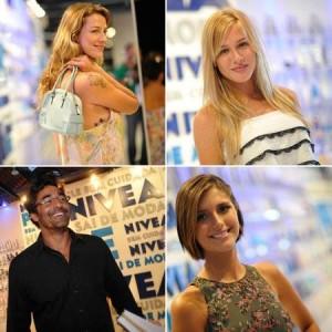 Lounge da Nivea vira point no day 2 do Fashion Rio