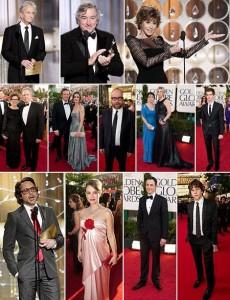 Vem ver o que rolou de melhor no Golden Globes…