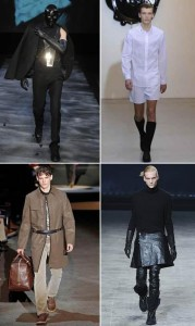 Depois de Milão, agora os meninos apresentam as próximas tendências masculinas em Paris