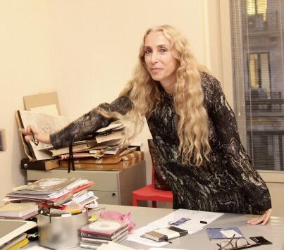 Franca Sozzani: metralhadora apontada para Terry Richardson