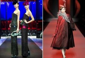 Dior e Armani abriram a Semana de Alta Costura com tudo…