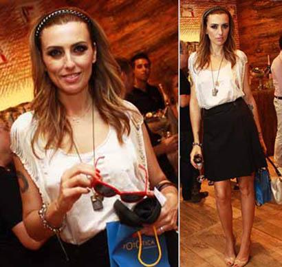 Chiara Gadaleta: estilo menininha