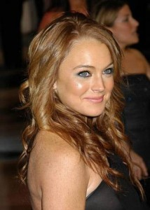 Glee e Lindsay Lohan fizeram as pazes