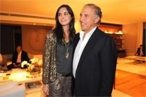 Cris Barros e Toninho Abdalla vão se casar dia 09 de abril e os amigos já estão recebendo os convites :)