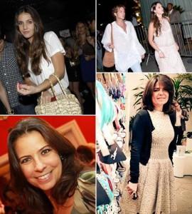 Margherita Missoni, Daniella Helayel, Adriana Bittencourt, Tatiana Santo Domingo e  Andrea Casighari tão vindo para o Brasil! Sabe por quê?
