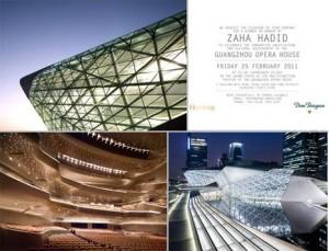 Zaha Hadid se prepara para inaugurar mais um projeto. Desta vez é na China. Vem ver o que ela preparou agora…