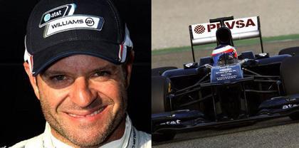 Rubens Barrichello: papo no Iguatemi