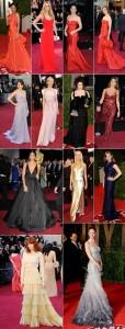 Looks incríveis e outros nem tanto no Oscar deste ano.