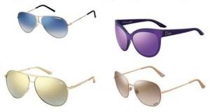 Gosta de óculos com lentes espelhadas? Vem ver alguns modelos que estarão em alta no próximo inverno!