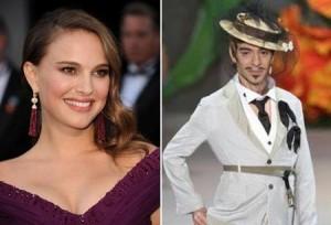 Natalie Portman também está revoltada com as declarações de John Galliano, a gente conta mais