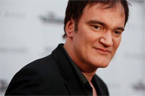 Quentin Tarantino: de filme novo no pedaço