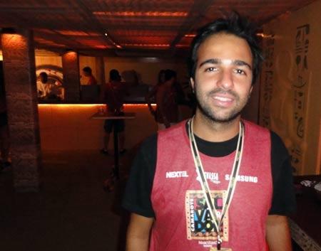 Bruninho Dias: só elogios ao Carnaval de Salvador!