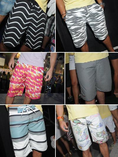 Bermudas masculinas no camarote Cerveja & Cia.: quem disse que eles não pulam carnaval com estilo?