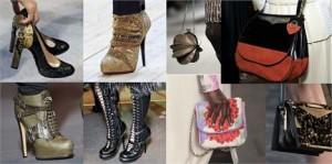 A gente acompanhou tudo da Semana de Moda em Paris, principalmente nos detalhes