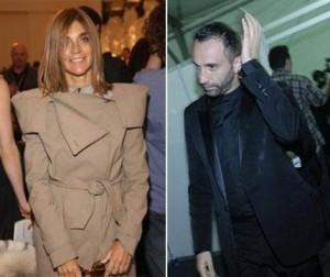 Estão dizendo que a Dior contratou Riccardo Tisci e Carine para substituir Galliano. Será?