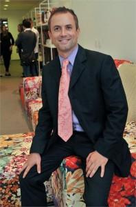 Tem CEO da Missoni em São Paulo. Sabe o que ele veio fazer por aqui?