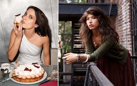 Vanessa Traina e Pamela Love: em breve, nas lojas