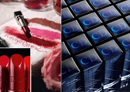 Rouge Dior tem cores incríveis e hidratação, tudo em um batom só