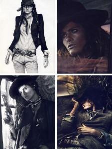 A @isabelifontana1 também está na primeira edição da Vogue francesa sob o comando de Emmanuelle Alt!