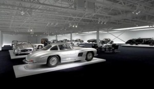 Os carros + incriveis da coleção de Ralph Lauren vão atravessar o oceano em breve