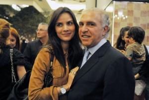 Pense em uma festa das mais chiques neste sábado: o casório de Cris Barros e Toninho Abdalla