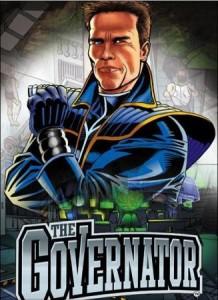 Arnold Schwarzenegger está de volta às telinhas em forma de desenho animado!