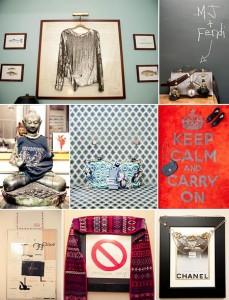 Vc já imaginou oq se passa dentro do closet de certos fashionistas? A gente tem essas imagens!