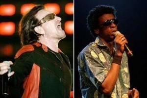 Confirmado!! Seu Jorge vai cantar com Bono no show do U2 de hj!!