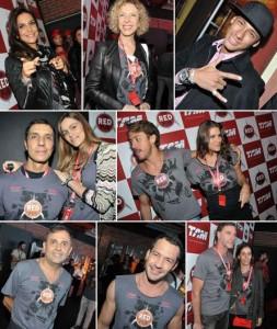 O camarote da TAM no último dia de show do U2 foi um bafo! Teve Ivete, saia justa e Neymar furando a fila do banheiro!